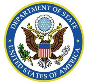 US Embassy Dept of State
